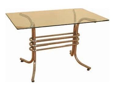 cam lokanta masası