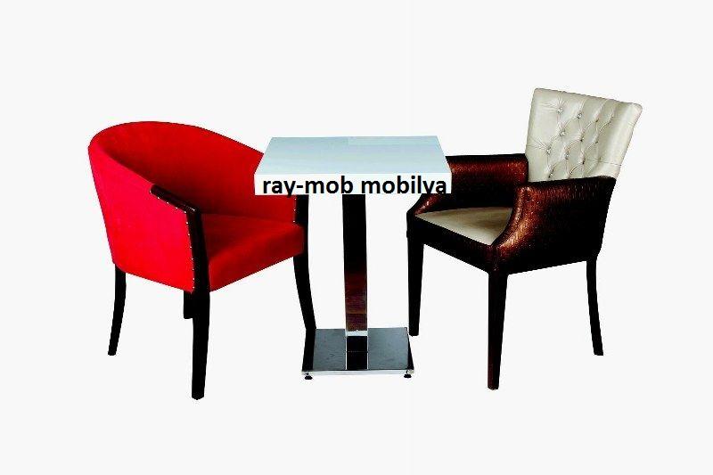 cafe masa sandalye ve koltukları