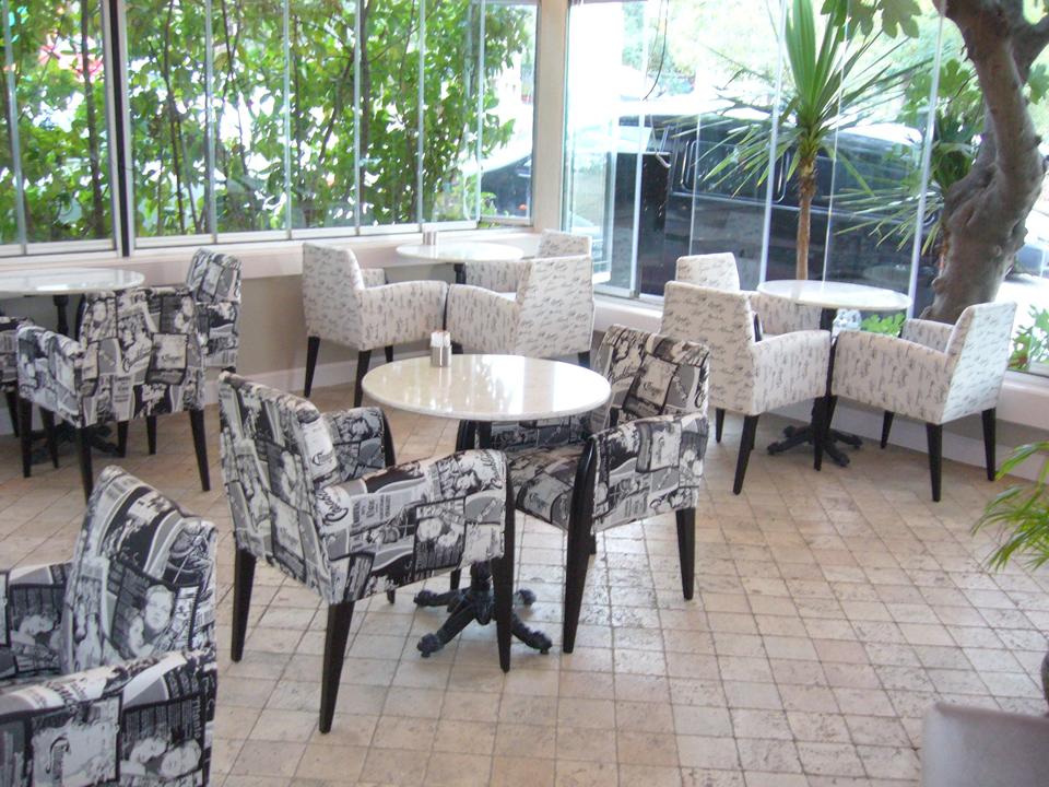 cafe sandalye tipi koltuk