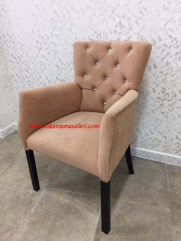 cafeiçin kollu sandalye koltuk