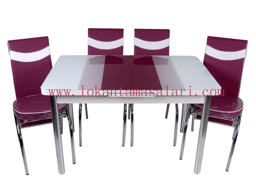 1 masa 4 sandalye