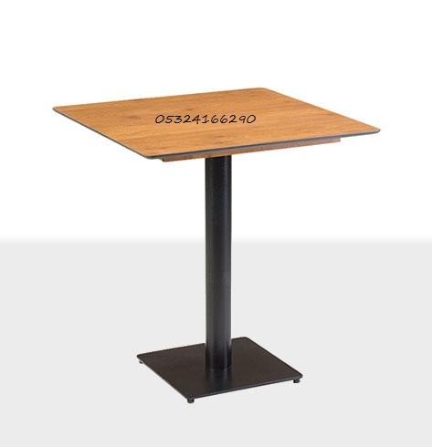 compakt laminat cafe masası