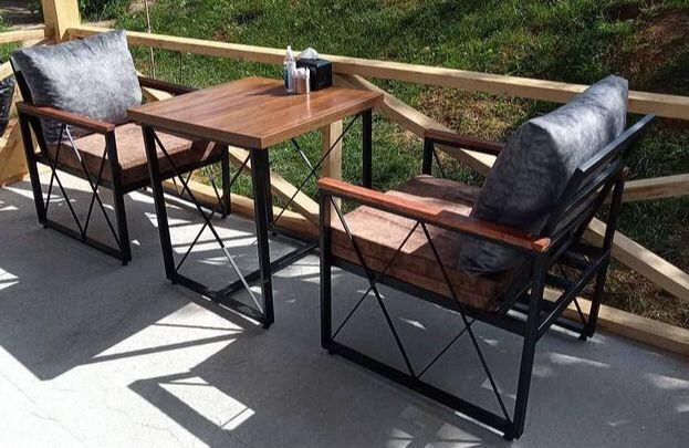 Nezih mekanlarınz için özel ölçü, renk ve modellerde İkili restaurant koltuk masa çalışmalarımız vardır.